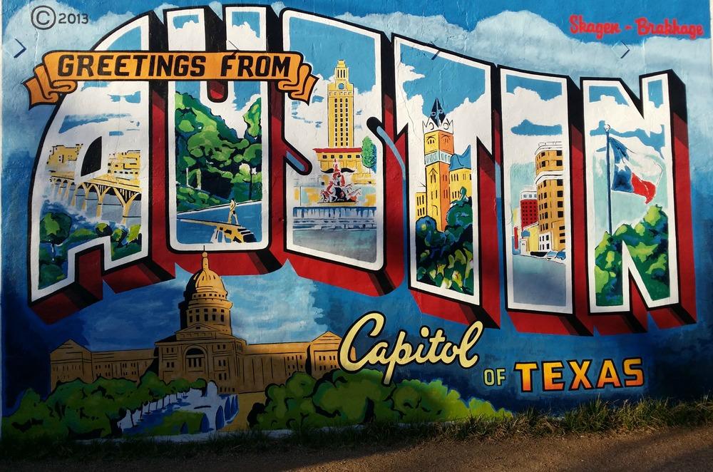 Austin+Postcard